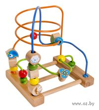 """Развивающая деревянная игрушка """"Лабиринт  3"""""""