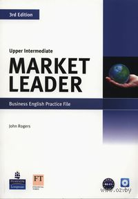 Market Leader. Upper-Intermediate. Business English Practice File (+ CD)
