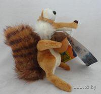 """Мягкая игрушка """"Белка Он"""" (10 см)"""