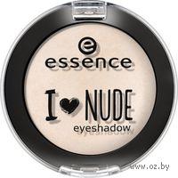 """Тени для век """"I love Nude"""" (тон 01)"""