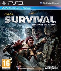 Cabela`s Survial: Shadows of Katmai (с поддержкой PS Move) (PS3)