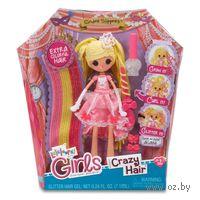 """Кукла """"Lalaloopsy Girls. Разноцветные волосы. Туфелька"""""""