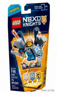 "LEGO Nexo Knights ""Робин - Абсолютная сила"""