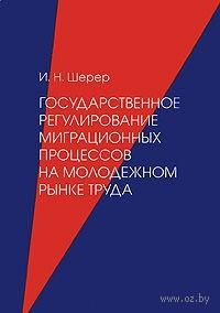 Государственное регулирование миграционных процессов на молодежном рынке труда. Ирина Шерер