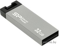 USB Flash Drive 32Gb Silicon Power Touch 835 (Iron Gray)