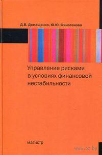Управление рисками в условиях финансовой нестабильности. Денис Домащенко