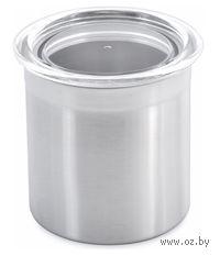 Банка для сыпучих продуктов металлическая (10х11 см)