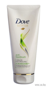 "Бальзам-маска для волос DOVE Hair Therapy ""Контроль над потерей волос"" (180 мл)"