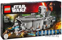 """LEGO. Star Wars. """"Транспортный корабль Первого ордена"""""""