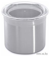 Банка для сыпучих продуктов металлическая (12х16 см)