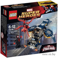 "LEGO. Super Heroes. ""Воздушная атака Карнажа"""