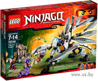 """LEGO. Ninjago. """"Титановый дракон"""""""