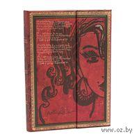 """Записная книжка Paperblanks """"Эми Уайнхаус. Слезы высыхают"""" в линейку (формат: 180*230 мм, ультра)"""
