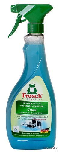 Универсальное чистящее средство с содой (500 мл)