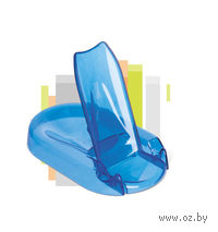Подставка под крышку и ложку пластмассовая (14,6х9 см)