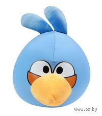 """Игрушка-антистресс """"Angry Birds"""" (большая; синяя)"""