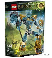 """LEGO Bionicle """"Экиму - Создатель Масок"""""""