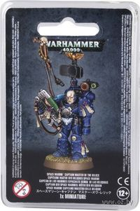 "Миниатюра ""Warhammer 40.000. Space Marine Captain: Master of Relics"" (48-67)"