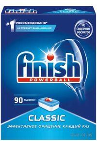 Таблетки для посудомоечных машин Finish Classic (90 шт)