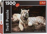 """Пазл """"Бенгальские тигры"""" (1500 элементов)"""