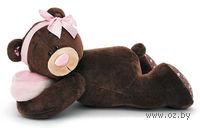 """Мягкая игрушка """"Медведь Milk лежебока"""" (30 см)"""