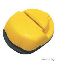 Копи-холдер/держатель для ручки (желтый)