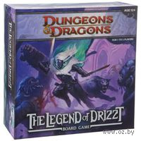 Dungeons and Dragons Board: Legend of Drizzt