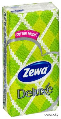 """Бумажные носовые платочки ZEWA """"Style"""""""