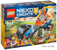 "LEGO Nexo Knights ""Молниеносная машина Мэйси"""