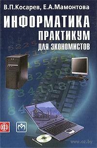 Информатика. Практикум для экономистов. Василий Косарев, Елена Мамонтова