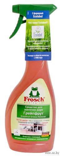 """Чистящее средство для удаления жира """"Грейпфрут"""" (500 мл)"""