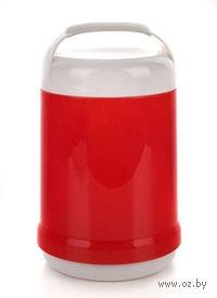 """Термос для еды пластмассовый со стеклянной колбой """"Culinaria"""" (1,4 л)"""