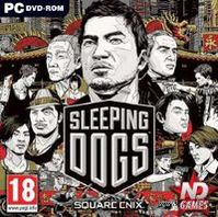 Ultimate games. Sleeping Dogs