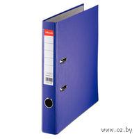 Папка-регистратор А4 с арочным механизмом 50 мм (ПВХ ЭКО, фиолетовая)