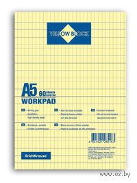 """Блокнот """"Yellow block"""" (А5; 60 листов)"""