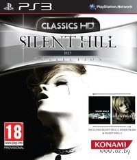 Silent Hill HD Collection: Silent Hill 2. Silent Hill 3 (PS3)