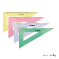 Треугольник пластмассовый (30 градусов; 20 см)