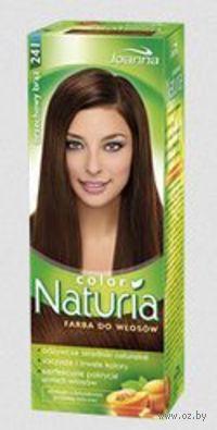 """Краска для волос """"Ореховый коричневый"""" ( 241)"""