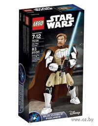 """LEGO. Star Wars. """"Оби-Ван Кеноби"""""""