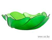 "Фруктовница ""Akri"" (2,3 л; зеленый полупрозрачный)"
