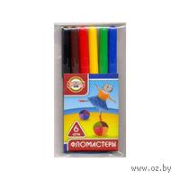 """Фломастеры """"Classic"""" (6 цветов)"""