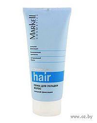 Пенка для укладки волос сильной фиксации (200 мл)