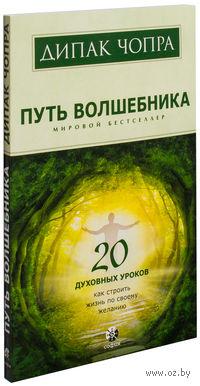 Путь волшебника. 20 уроков Мерлина. Как строить жизнь по своему желанию. Дипак Чопра