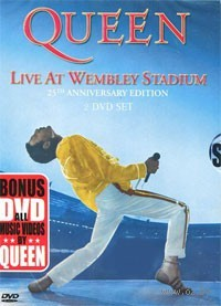 Queen: Live at Wembley Stadium + Queen ���������� (2 DVD)