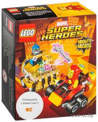 "LEGO Super Heroes ""Железный человек против Таноса"""