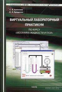 """Виртуальный лабораторный практикум по курсу """"Механика жидкости и газа"""" (+ CD)"""