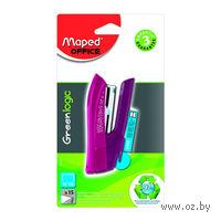Cтеплер Greenlogic Pocket 10 (+ 400 скоб)