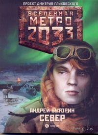 Север (мягкая обложка). Андрей Буторин