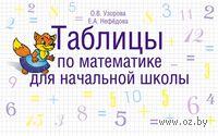 Таблицы по математике для начальной школы. Ольга Узорова, Елена Нефедова