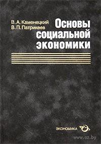 Основы социальной экономики. Вячеслав Каменецкий, Вадим Патрикеев